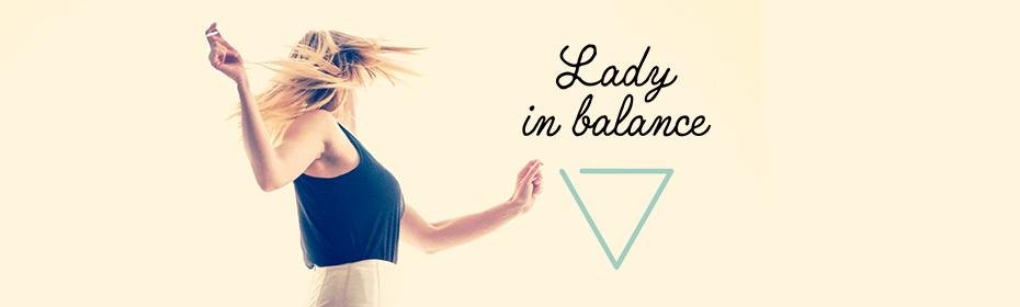 Lady in balance