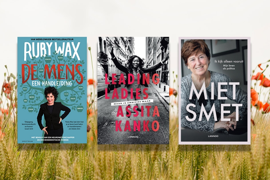 Deze 3 leading ladies wil jij in je boekenkast