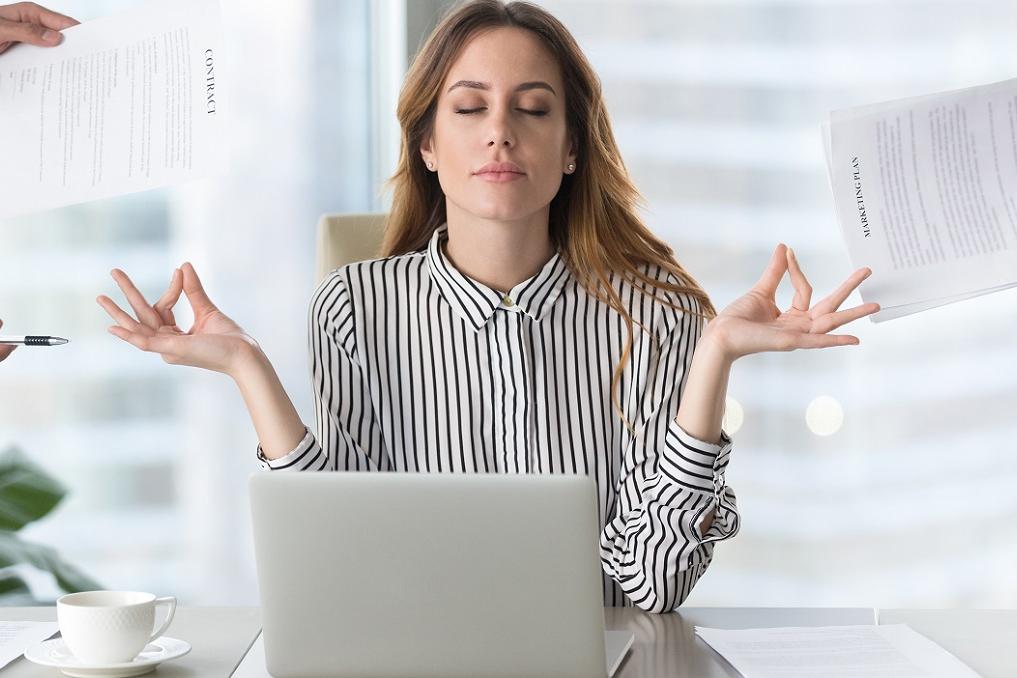 Hoe ga je best om met druk op je werk?