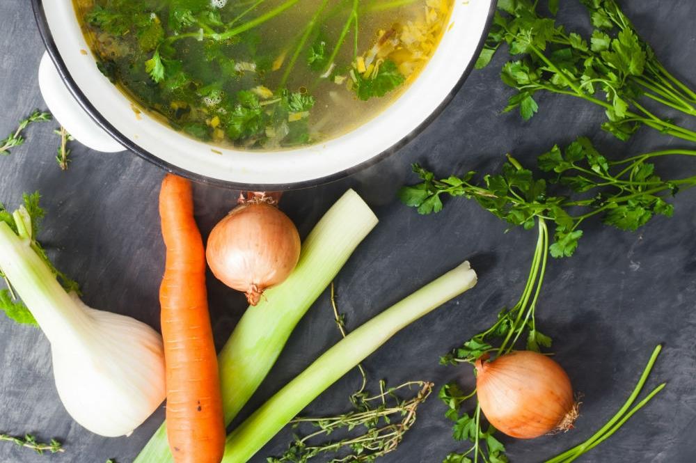 Verrassende kruiden- en groentencombinaties