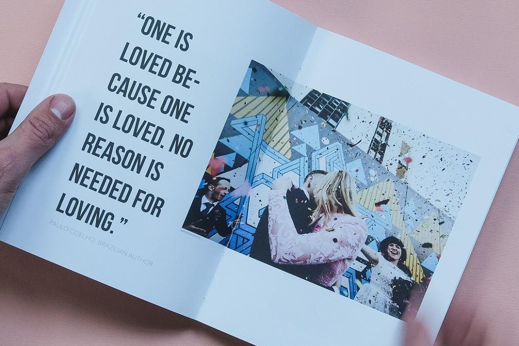 Wow! Zo mooi kan de liefde zijn!