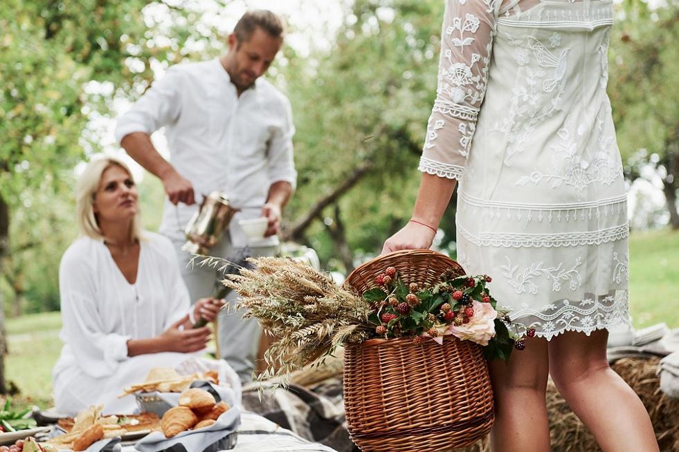 Hartig voor bij de picknick: tip van Pascale Naessens