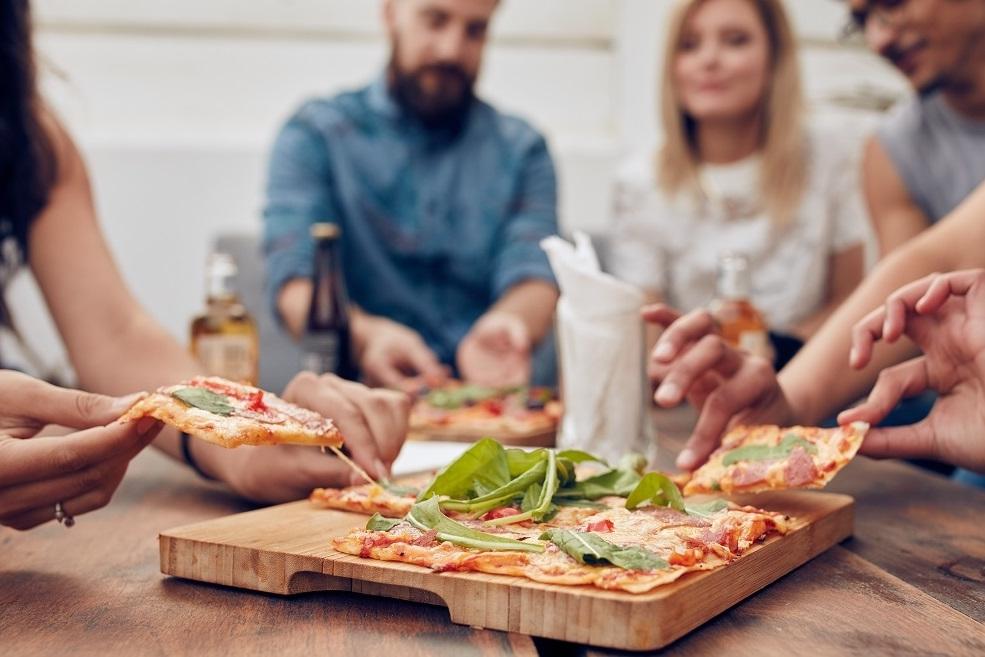 Vlug, klassiek of gezond: 3 x pizza!
