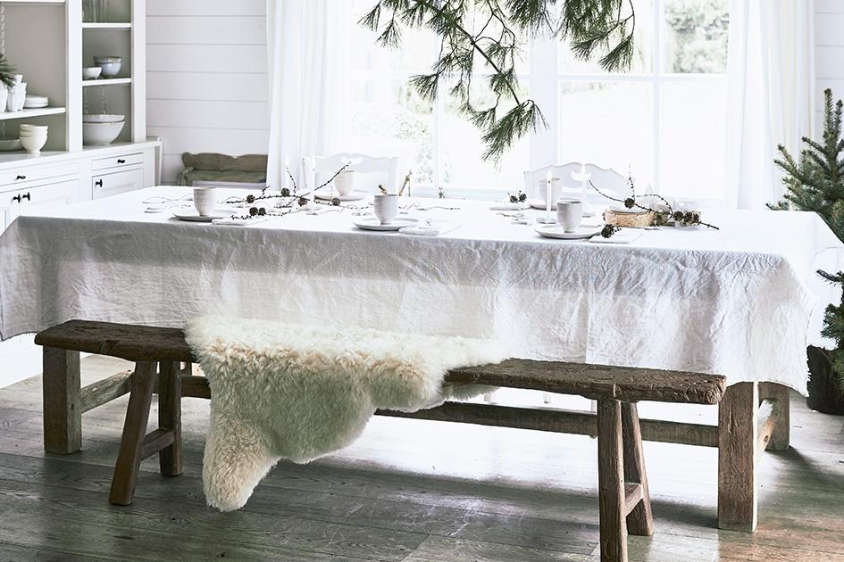 Warme wintersfeer met kerst: tips van de interieurstyliste