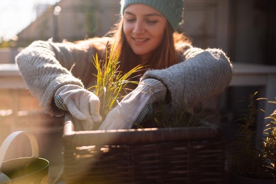Tuinieren: een goed idee