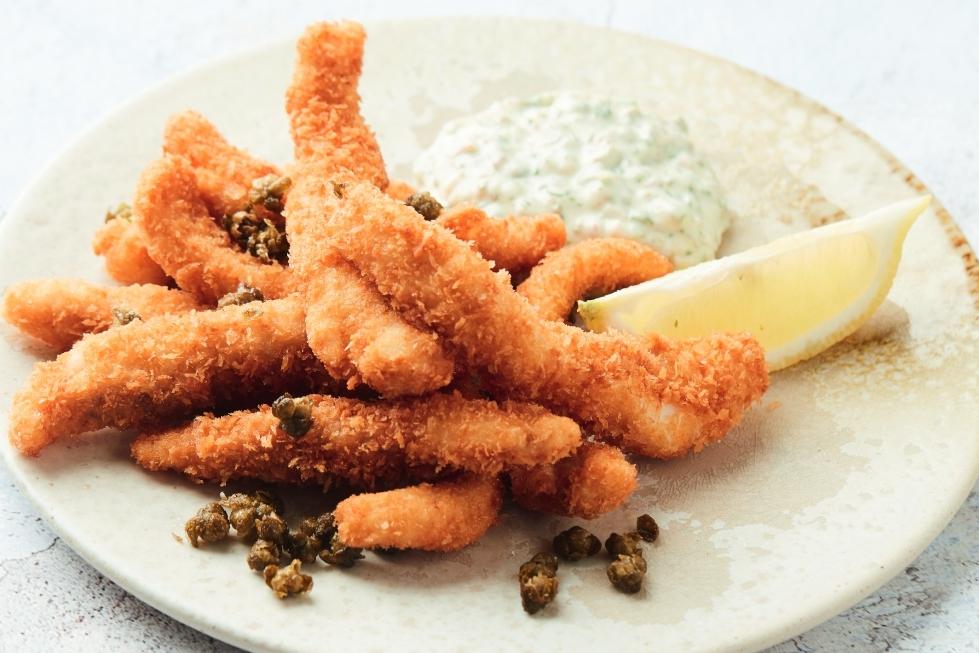 Zo eenvoudig kan gastronomie zijn: vis volgens Vrijmoed