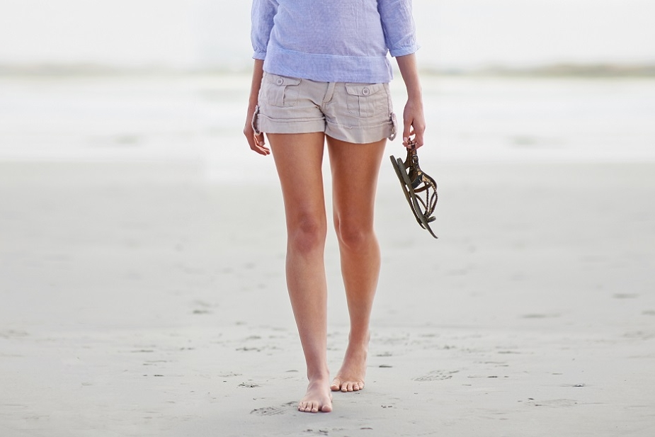 Blote-benen-tijd! Zo gebruik je een zelfbruiner