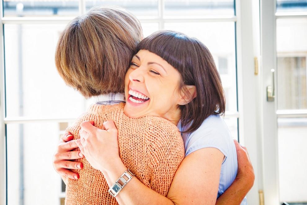 5 redenen om meer te knuffelen