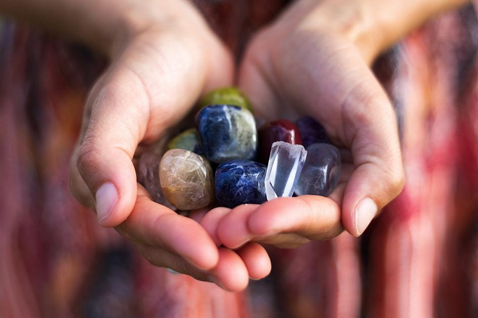 Geloof jij in de kracht van kristallen?