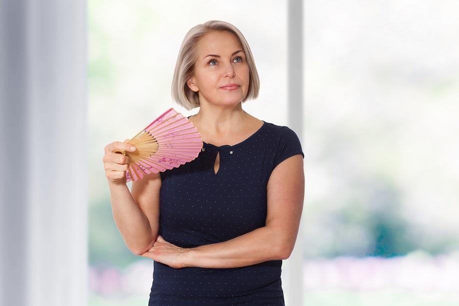 5 x sterker doorheen de menopauze