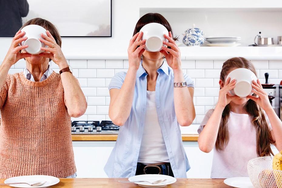 3 x ontbijt in maximum 10 minuten