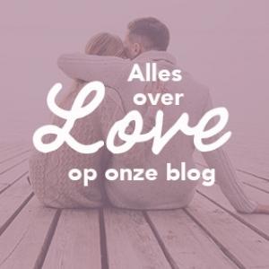 Alles over love op onze blog