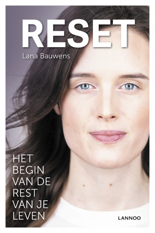 cover boek 'Reset'