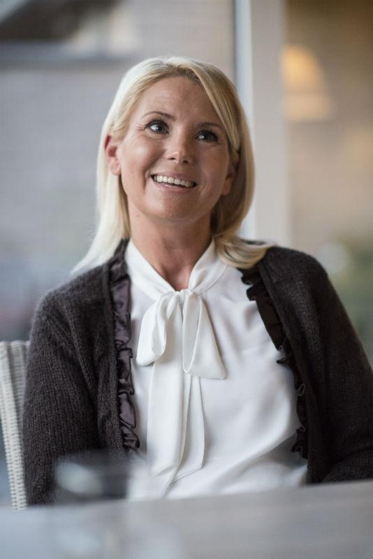Katia in gesprek met Pascale Naessens, openhartig over eten