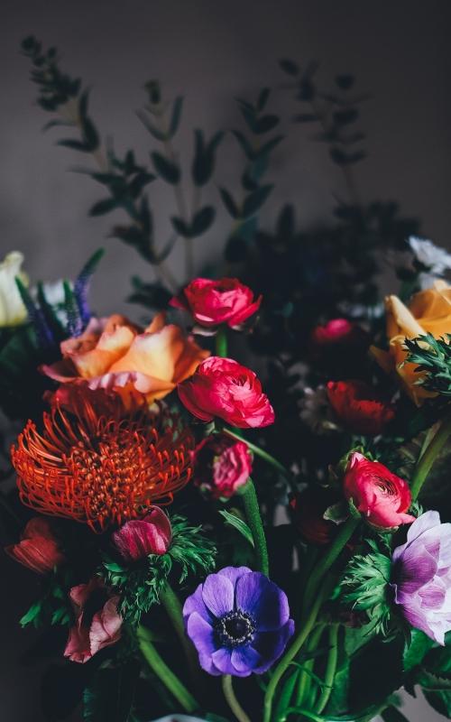 De kracht van bloemen